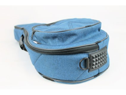 SOPRAN UKULELE BAG - MELODY (DARK BLUE LINE)