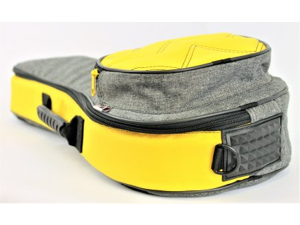 SOPRAN UKULELE BAG - MELODY (YELLOW LINE)