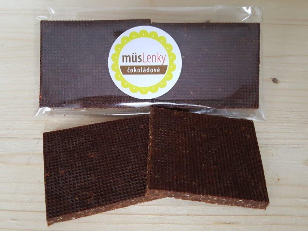müsLenky čokoládové
