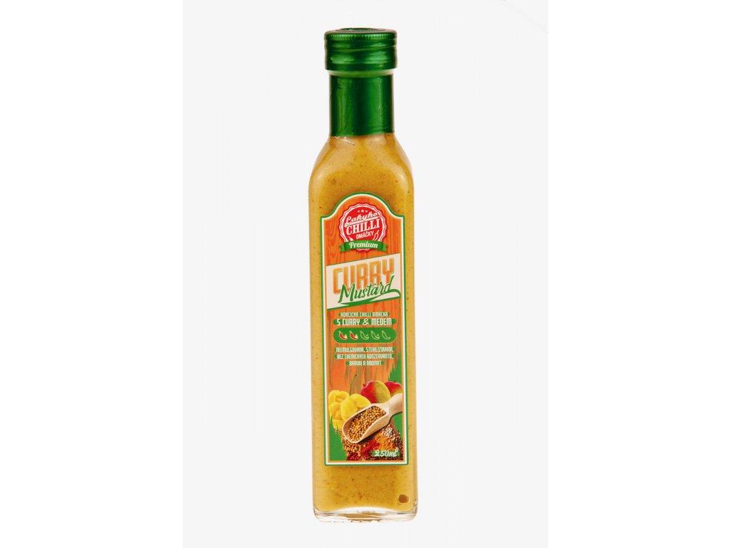 curry mustard 250 ml předek