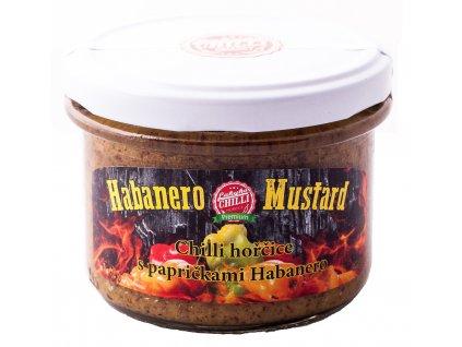 Habanero Mustard chilli horcice