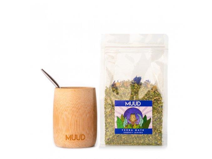 4 pack kalabas+energy leaves