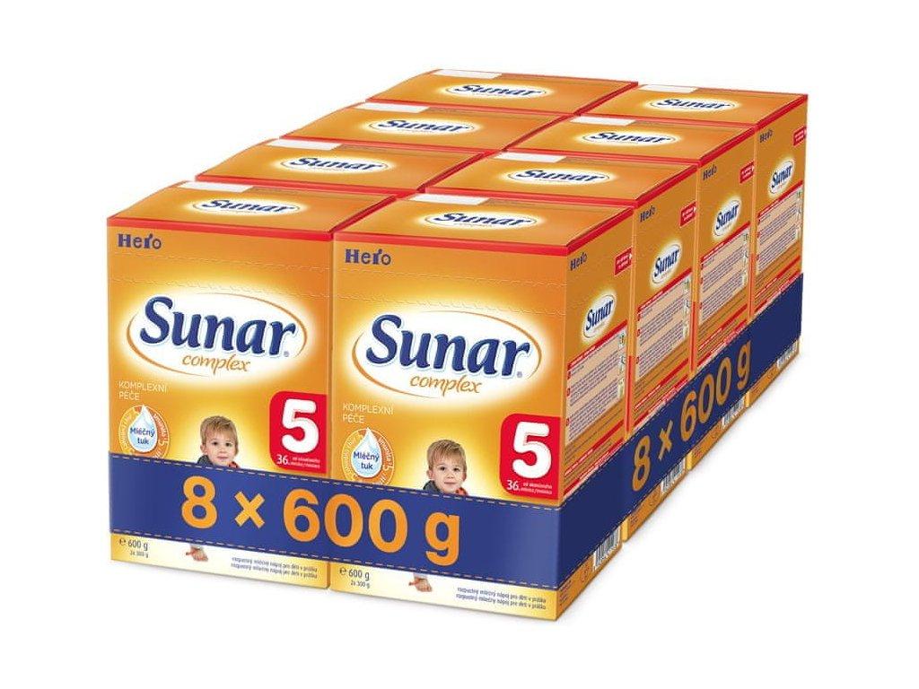 Sunar Complex 5 8x 600 g