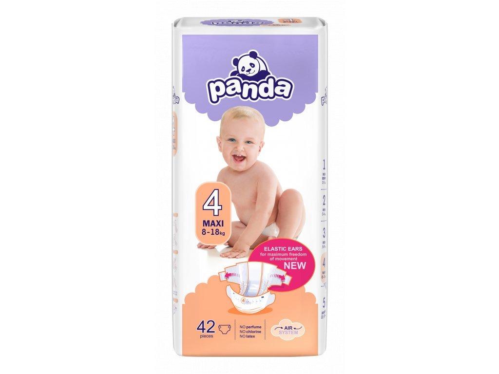 PANDA 4 MAXI 8-18 KG, 42KS
