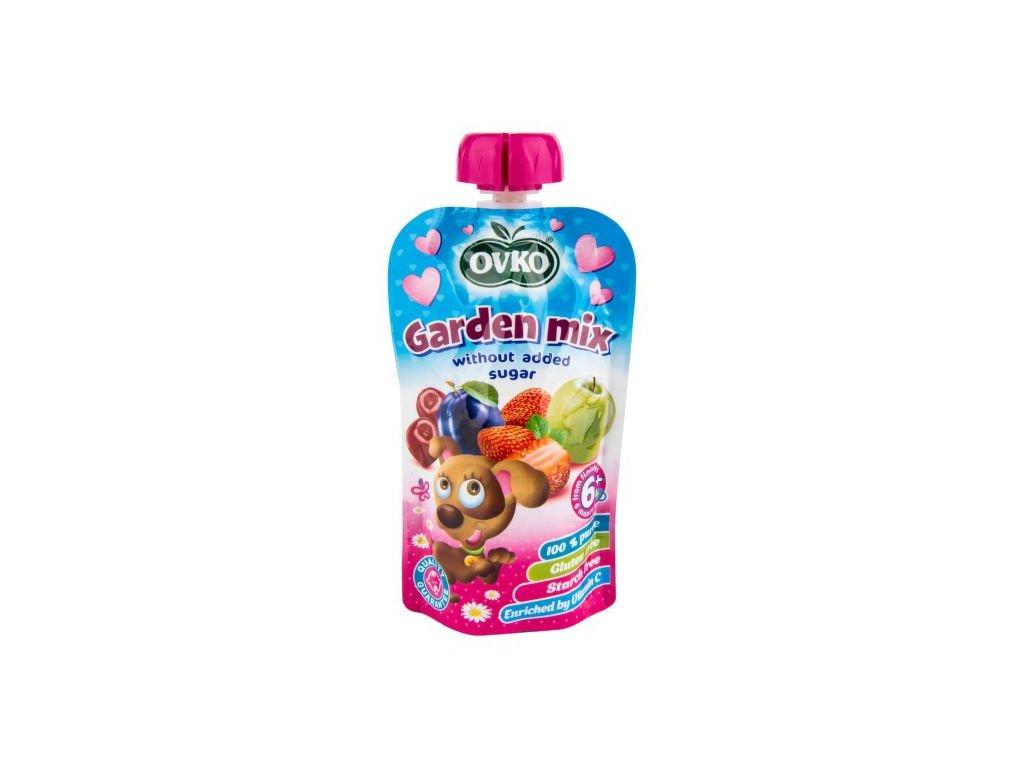 Příkrm ovocné pyré 120 g OVKO