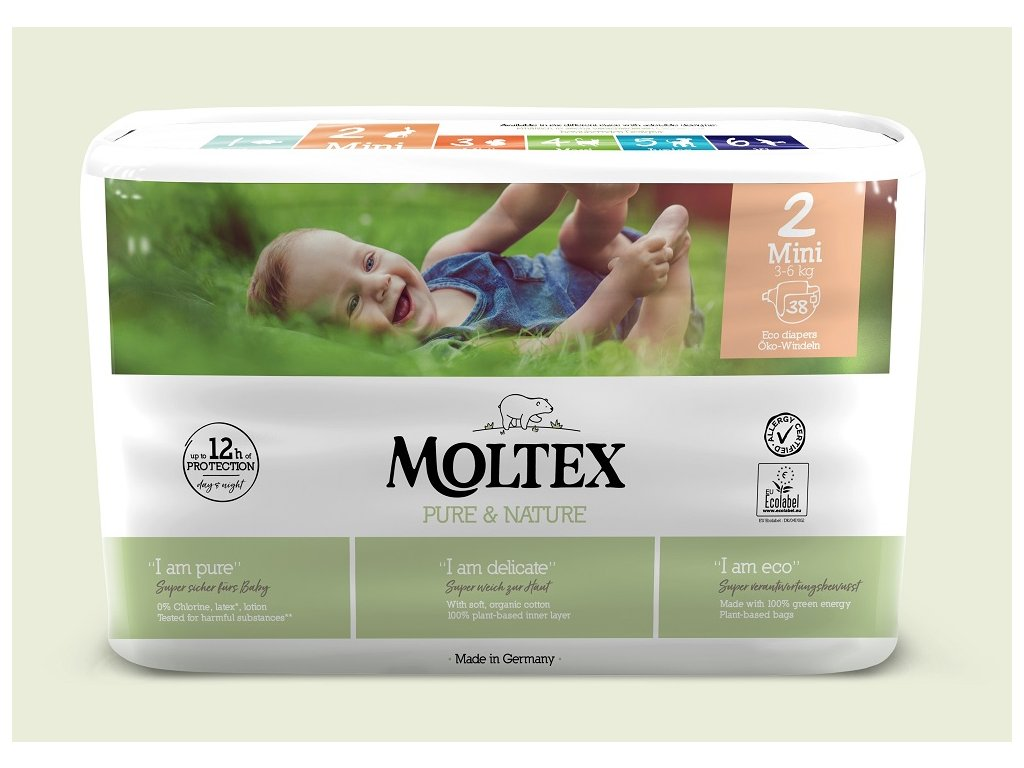 4018639010044 Moltex Pure&Nature mini