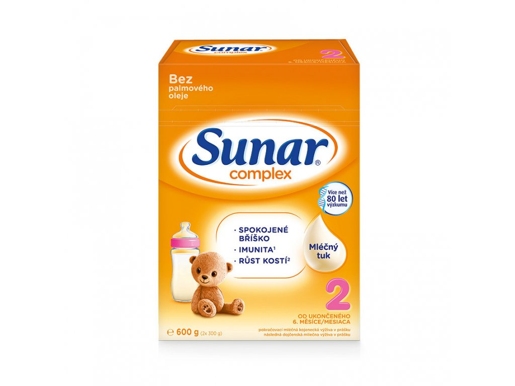 SUNAR Complex 2, 600 g