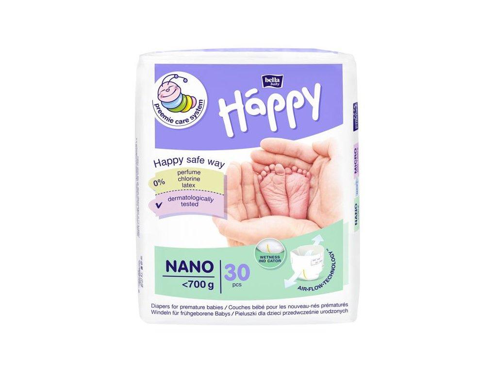 Plenky Bella Baby Happy nano méně než 700g 30 ks