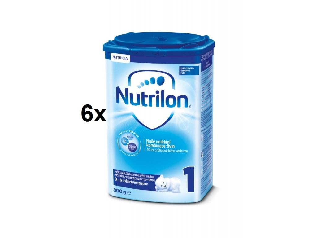 Nutrilon 1 6x800g
