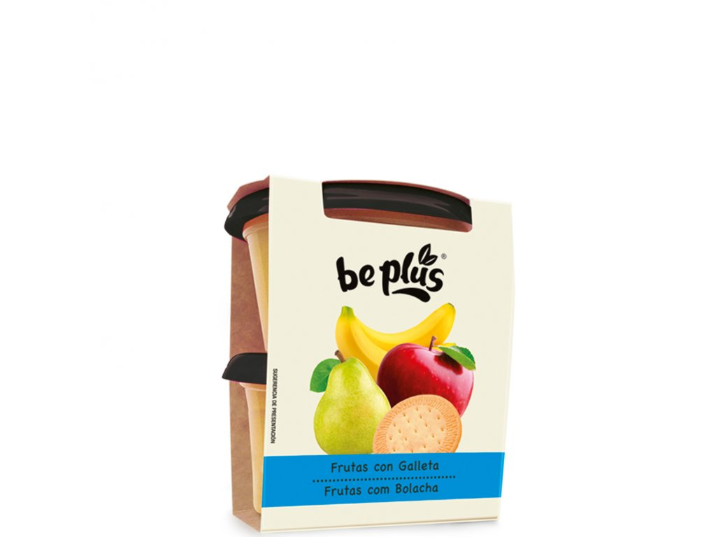 Fruits with Biscuits 2x130g