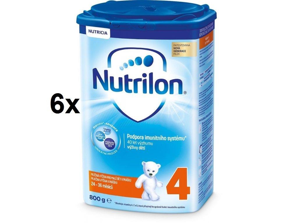Nutrilon 4 6x800 g