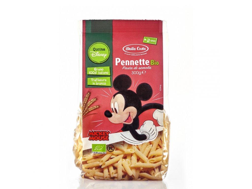 Dalla Costa BIO Pasta Disney Mickey Pennette 300 g