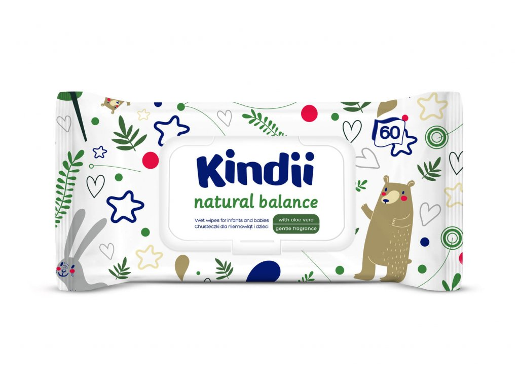 Kindii Natural Balance Packshot