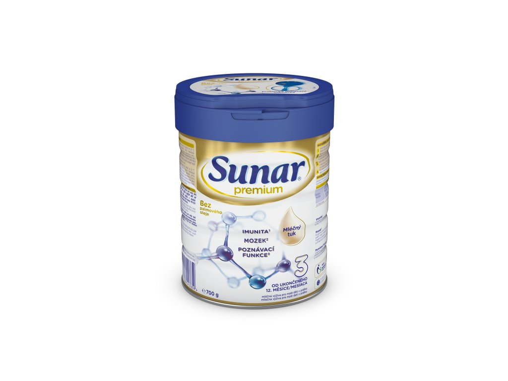 Sunar Premium 3 , 6x700g
