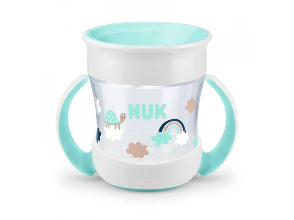 NUK Mini Magic Cup 160ml zelený