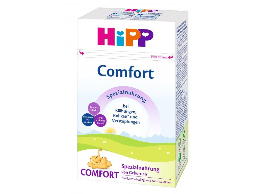 Kojenecká výživa HiPP Comfort 500g