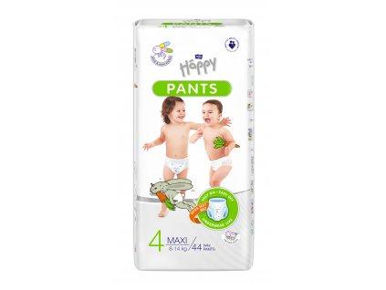 Bella Happy Pants 4 Maxi 8-14 kg 44 ks