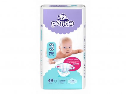PANDA 3 MIDI 5-9KG, 48KS