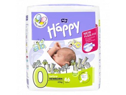 Bella Baby Happy Before New Born 0-2kg 46ks