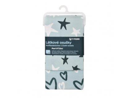 Osušky Hearts Stars 800x800