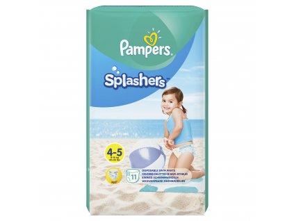 Pampers kalhotkové plenky Splashers Carry Pack S4 11ks 8001090698384