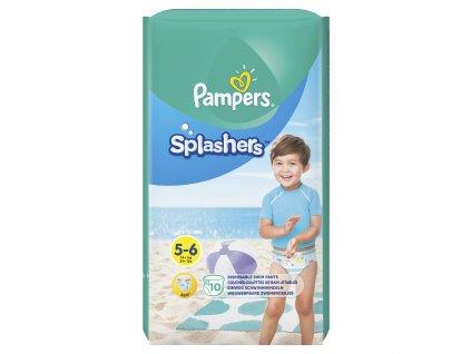 Pampers kalhotkové plenky Splashers Carry Pack S5 10ks 8001090728951