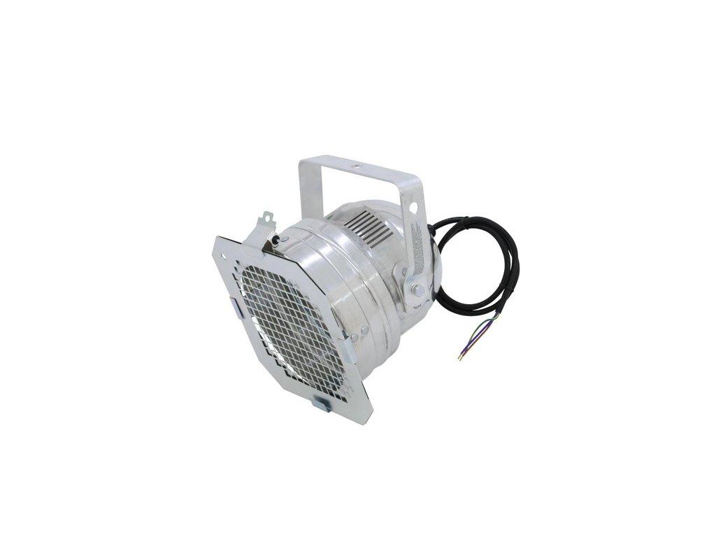 PAR 56, stříbrný, krátký reflektor