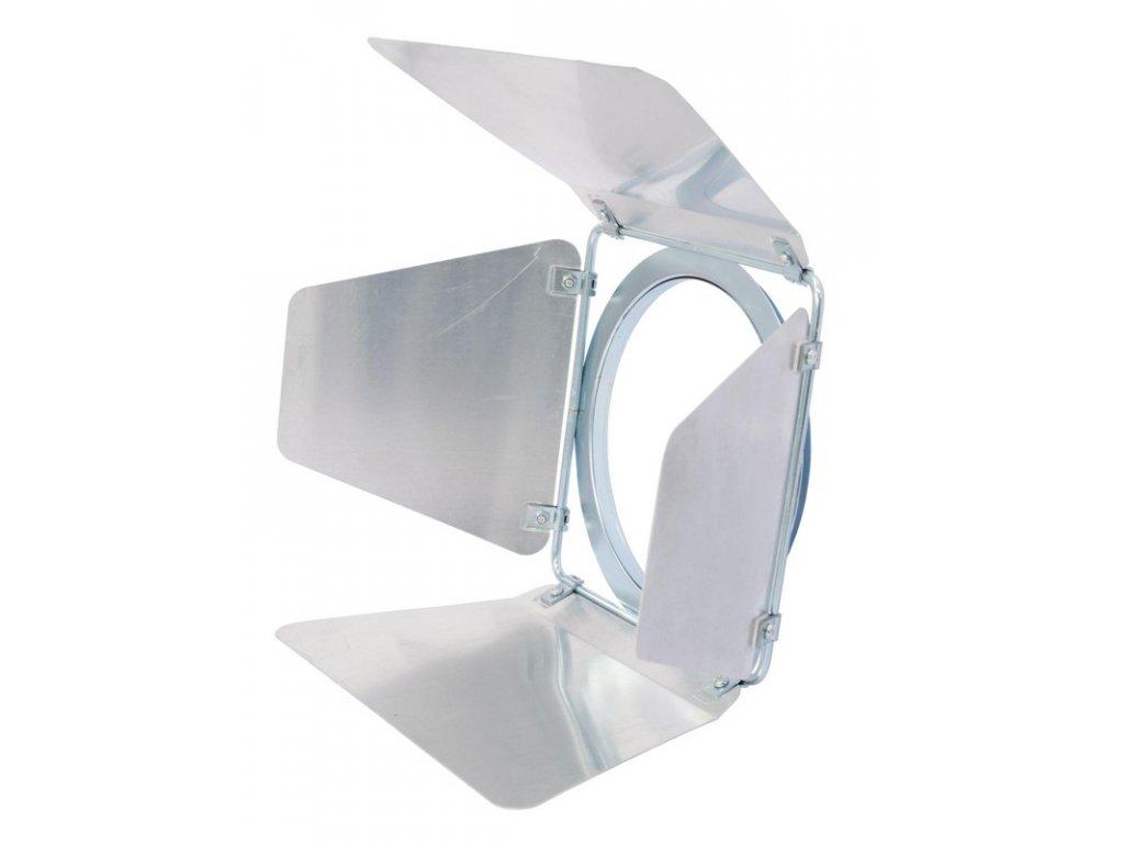 Klapky PAR 56, stříbrné