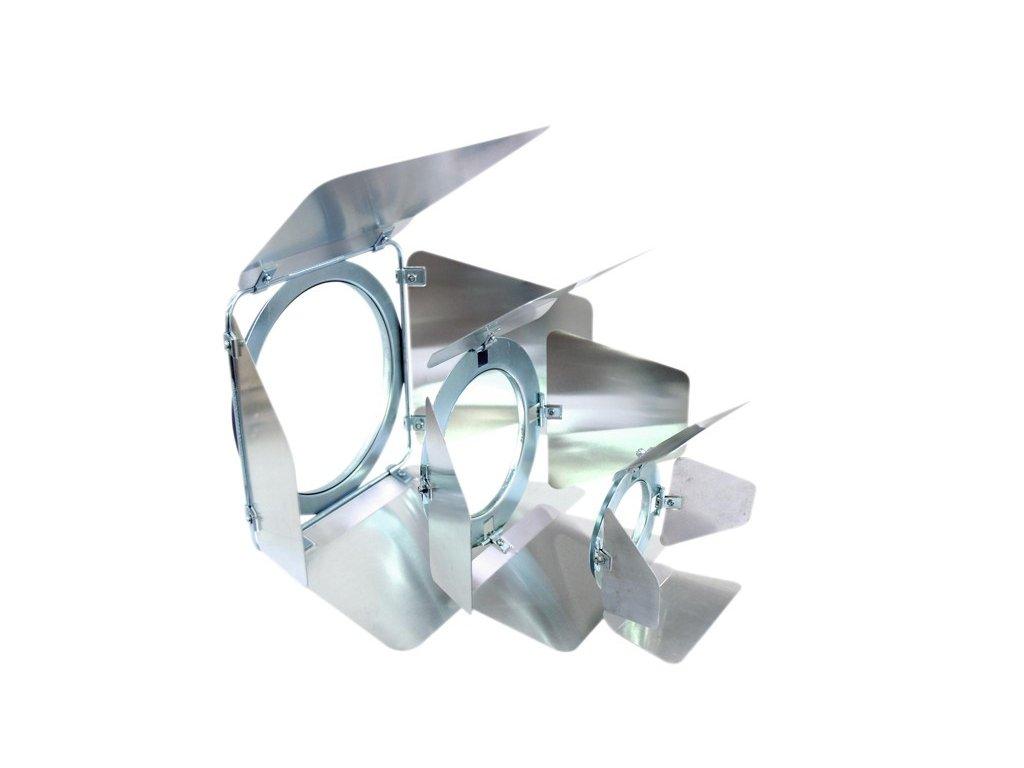 Eurolite klapky pro PAR 20, stříbrné