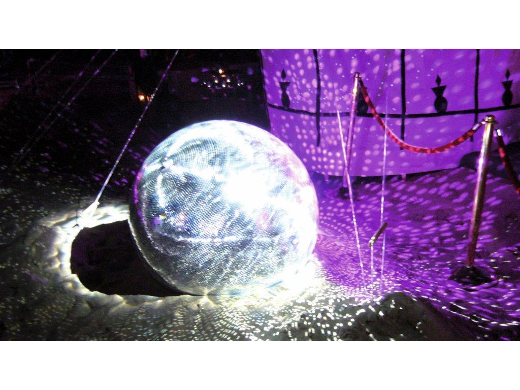 Zrcadlová koule 100 cm