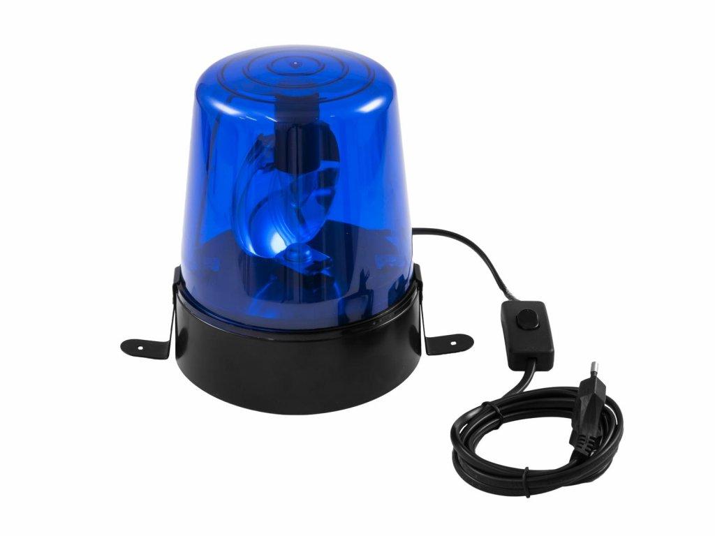 Eurolite policejní maják DE-1 modrý