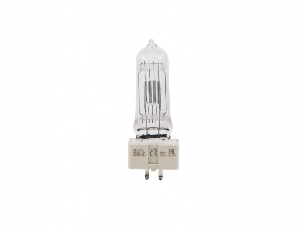 230V/1000W GX 9,5 LL T19 Tungsram (dříve GE)