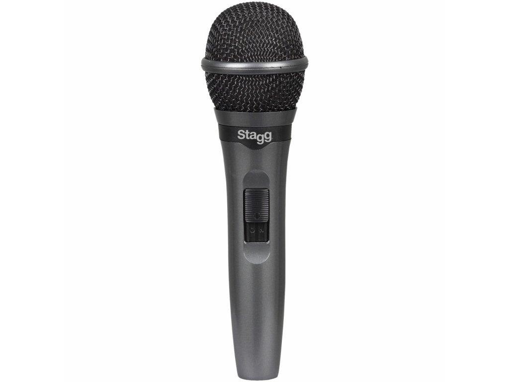 Stagg SDMP15, dynamický mikrofon