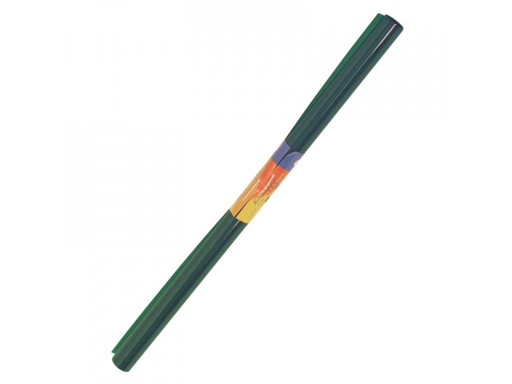 Foliová role 139, základní zelená, 50x60 cm