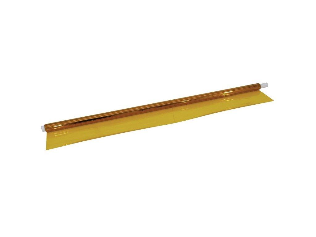 Foliová role 101, žlutá, 120x700 cm
