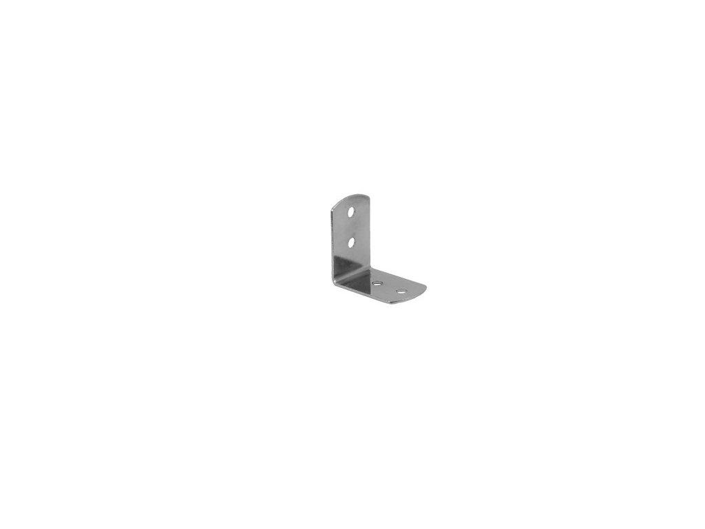 Rohová vzpěra nízká, 2x 2 otvory