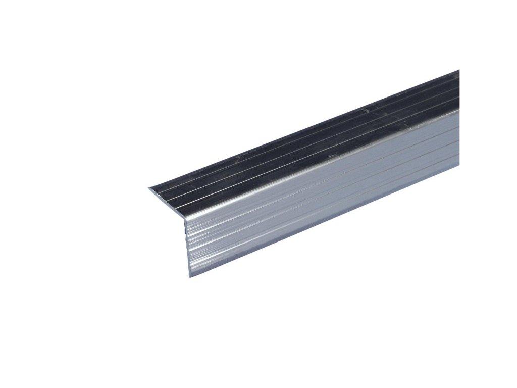 """Hliníkový skříňový """"L"""" profil 30x30mm, délka 2m, cena/1m"""