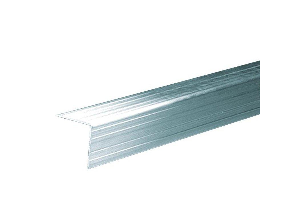 """Hliníkový skříňový """"L"""" profil 35x35mm, délka 2m, cena/1m"""
