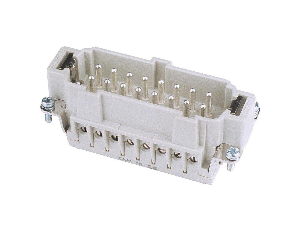 Zástrčkový konektor 16 pólový