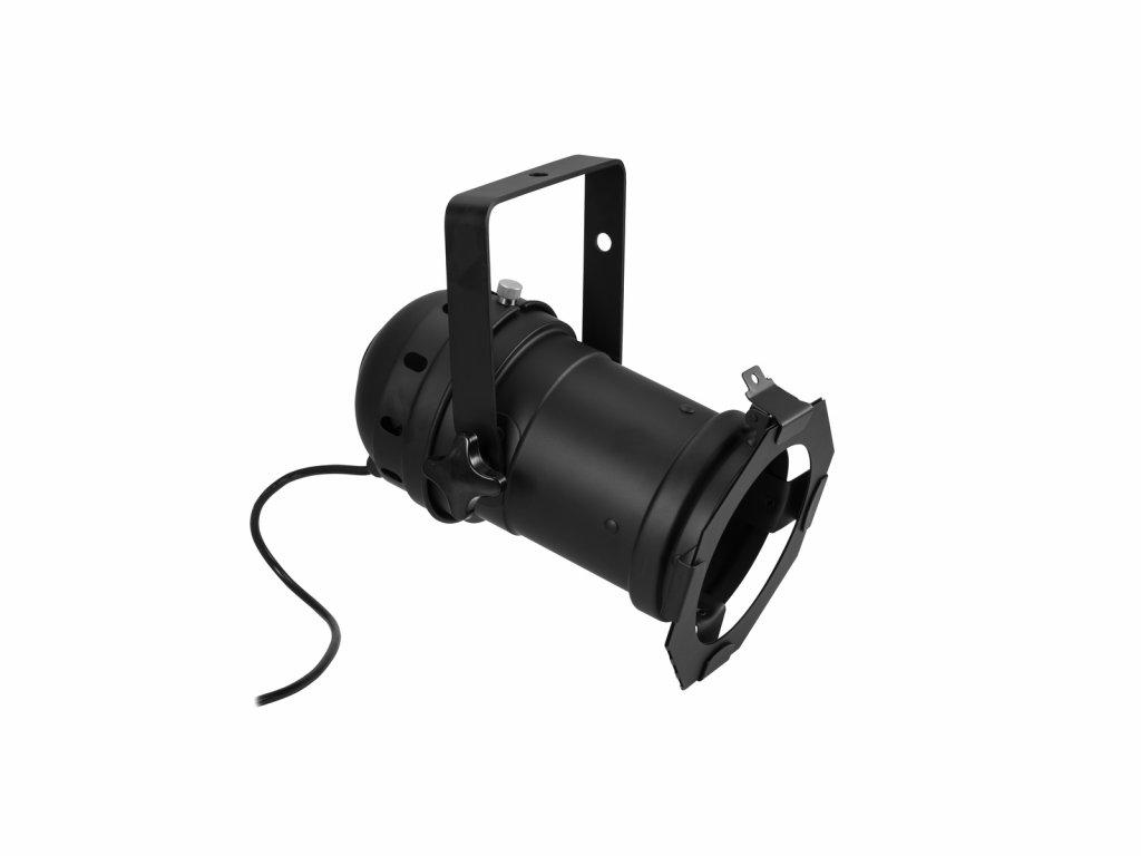 PAR-46 černý, dlouhý