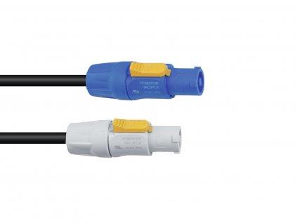 PSSO PowerCon napájecí kabel 3x2,5 mm, 5 m