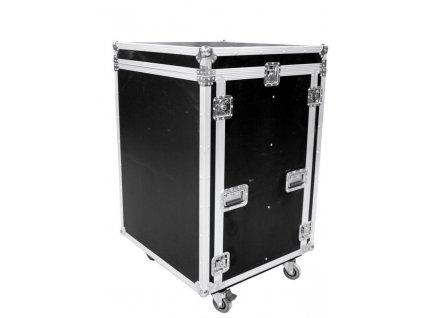 Transportní case 8x CLA-228 s kolečky