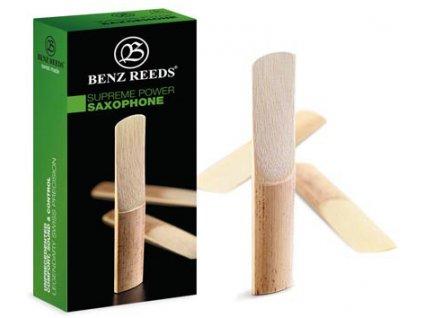 Benz Reeds Power, tenor sax. 3,0, 5ks/bal