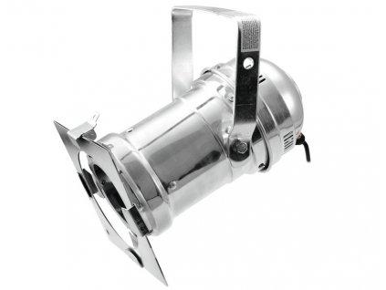 Eurolite PAR 46 CDM-70 E27 stříbrný