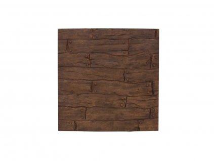 Deska obkladová, dřevěná, 100x100cm
