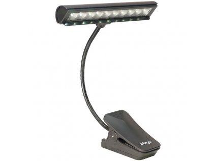 Stagg MUS-LED 10, LED lampička