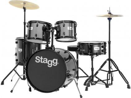 Stagg TIM120B BK, bicí sada, černá