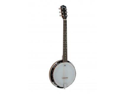 Dimavery BJ-30, banjo šestistrunné