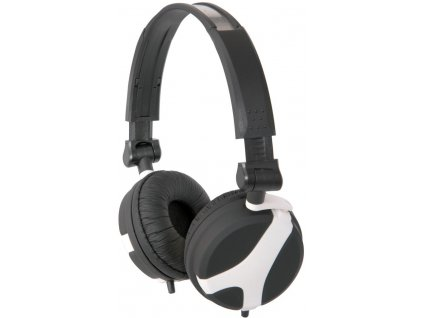 QTX40, DJ Hi-Fi sluchátka, bílá