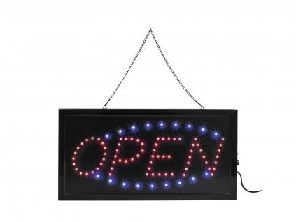 """LED cedule """"OPEN"""""""